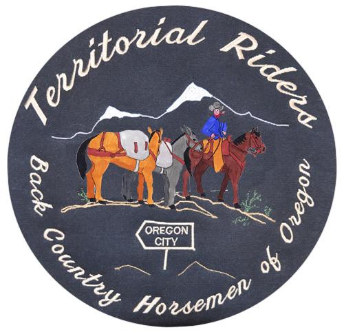 Territorial Riders Logo