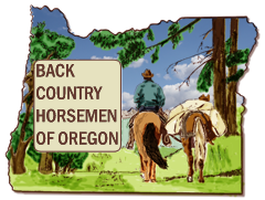 Back Country Horsemen of Oregon