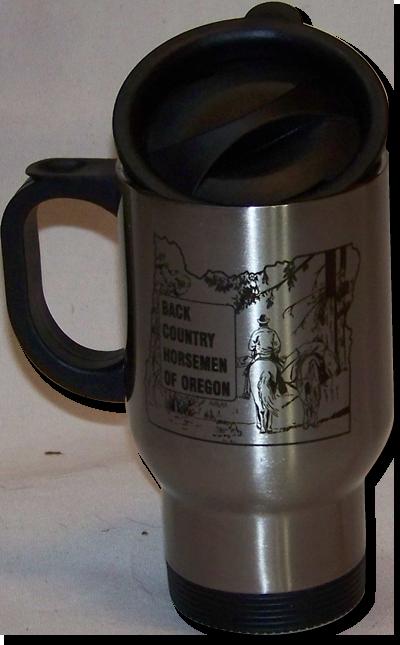 Travel Mug $15.00
