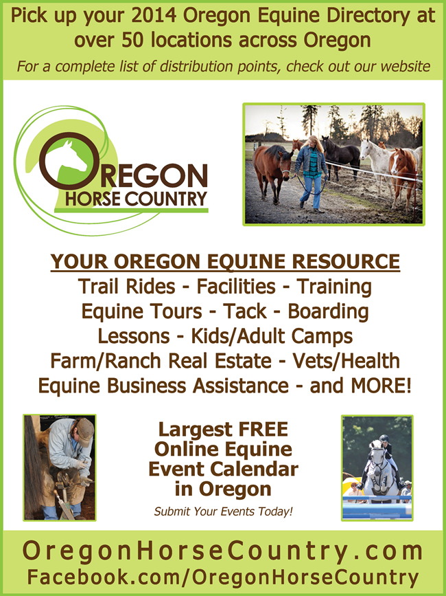 www.OregonHorseCountry.com